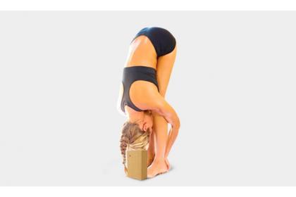 Belle Ame Cork Yoga Block