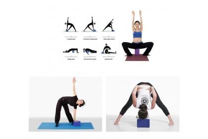 Belle Ame Eva Yoga Block