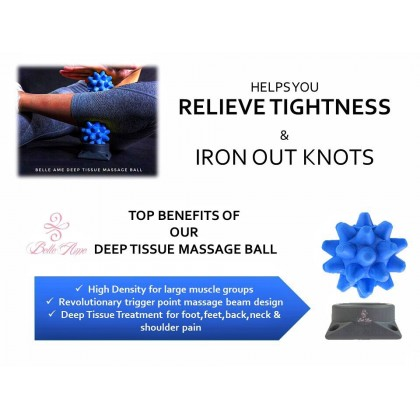Belle Ame Deep Tissue Massage Ball