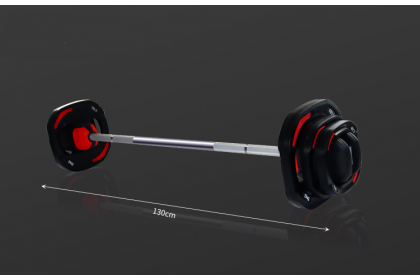 Ready Stock Body Pump Weight Training Barbell Set