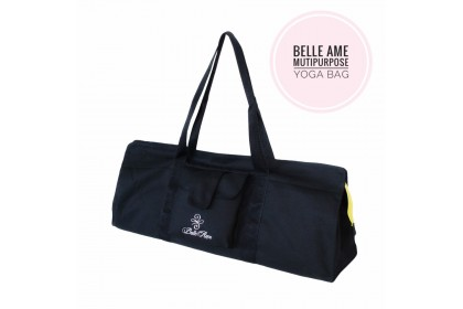 Belle Ame Yoga Mat Multipurpose Bag