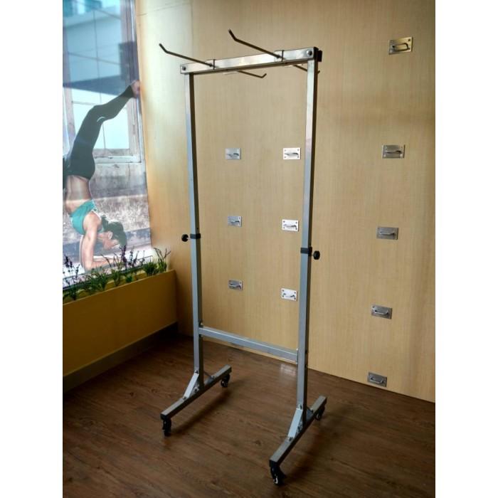 Belle Ame Yoga Mat Storage Rack