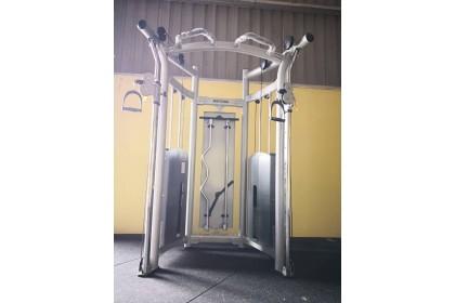 BKB Fitness Premium Functional Trainer Cable Cross Machine