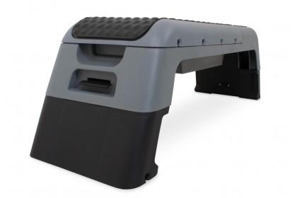 BKB Fitness Home Gym Deck Aerobic Adjustable Step Up Board