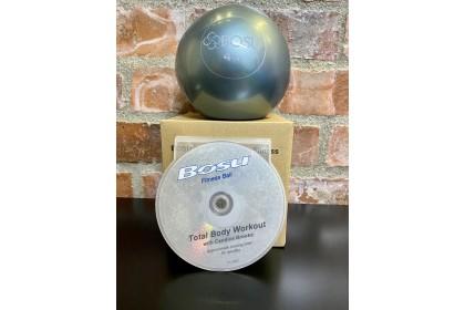 BOSU® SOFT GRIP WEIGHTED BALL, 4 LB.